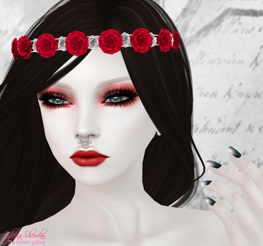 r69 - roses headbank + oasis nosering + sweet angel nails_004