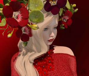 Romantic look – Look #1308