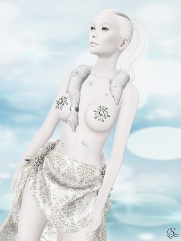 Ice Queen – Look #1892