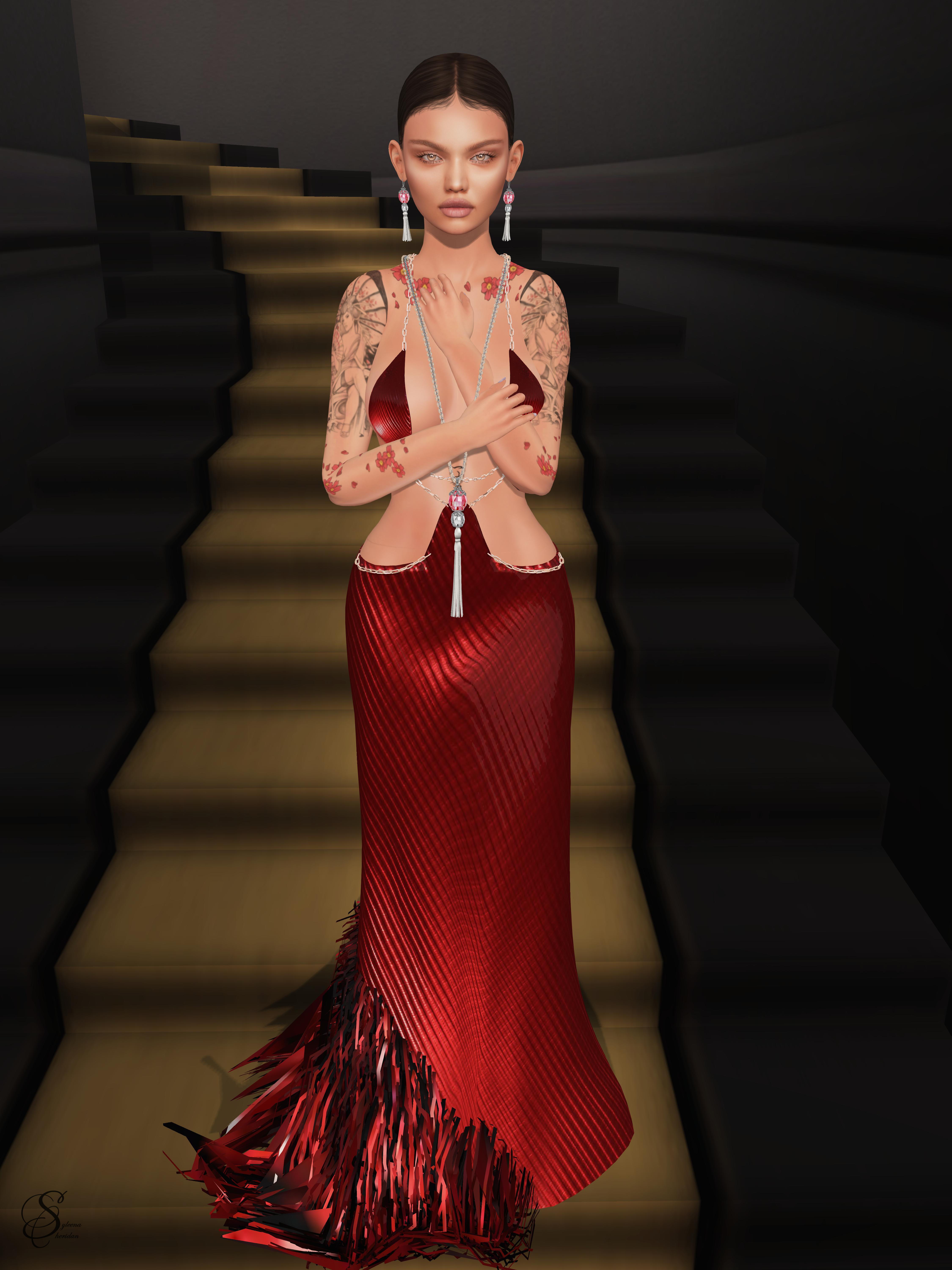 #2153 virtual diva red glam gown_001